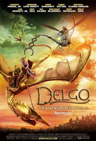 Delgo (2008) DVDRip.XViD-G0M0Ri45 Lektor Polski ! Z DŹWIĘKIEM AC3! 5.1!