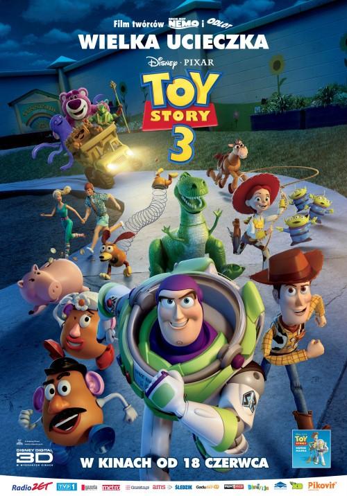[FS,TB] Toy Story 3 (2010) PLDUBB MD BDRip XviD-SADiSTiC - Dubbing Polski !