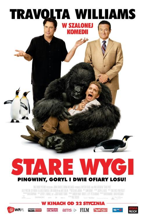 Stare wygi / Old Dogs (2009) DVDRip.XViD-ER Lektor Polski !
