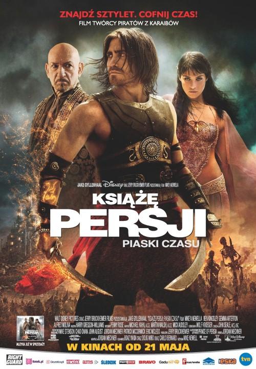 Książę Persji: Piaski Czasu / Prince Of Persia: The Sands Of Time (2010) DVDRip.AC3-DiSCOVERS - Profesjonalny Lektor PL - Z DŹWIĘKIEM AC3 5.1