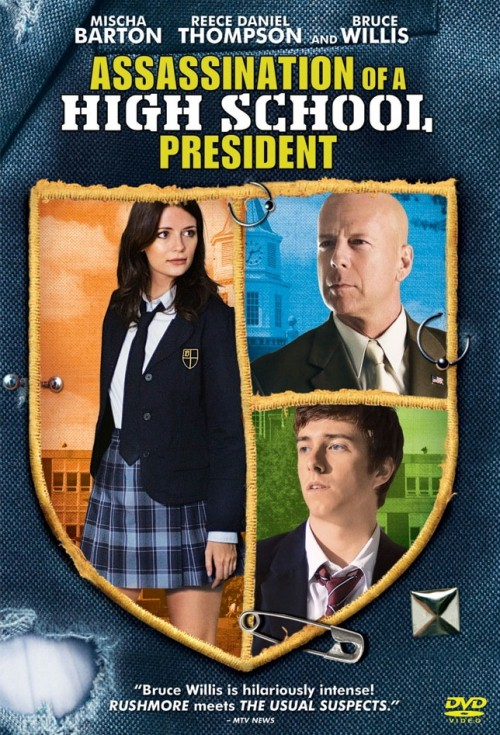 Szko�a zgorszenia / Assassination of a High School President (2008) DVDRiP.XViD-ER - Lektor Polski !