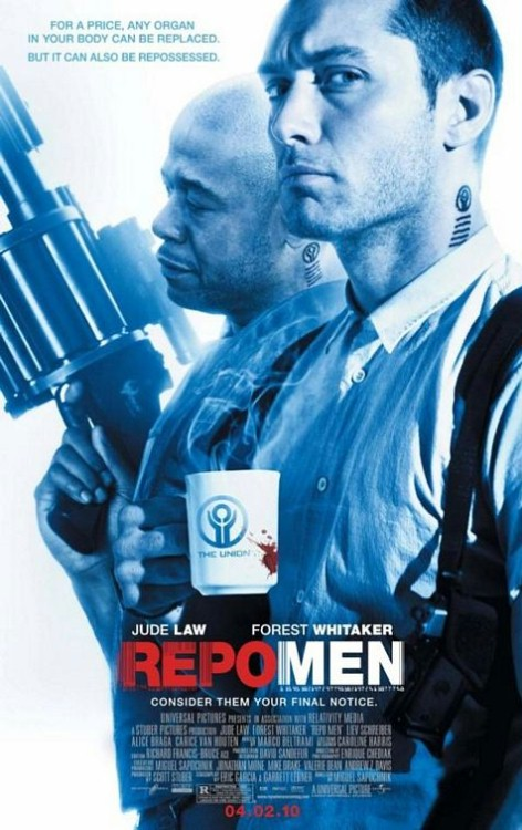 [FS,TB] Repo Men (2010) DVDRiP.XviD-PolishBits Lektor Polski !