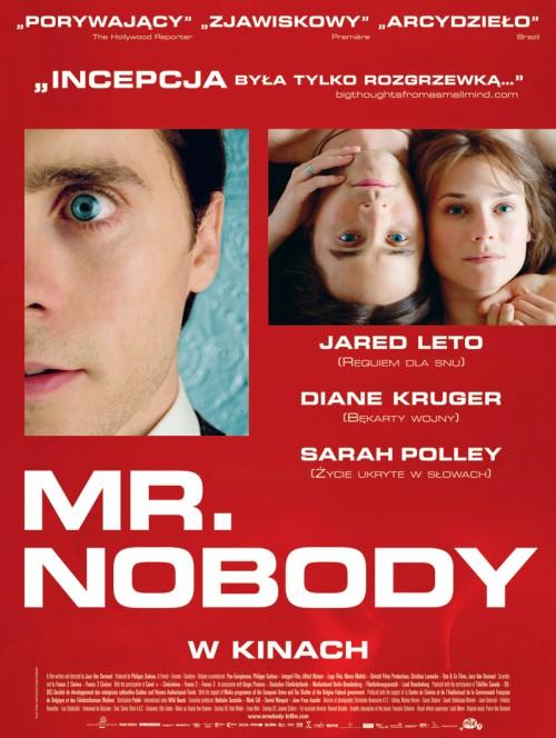 Mr. Nobody (2009) PL.DVDRip.XviD.AC3-nDiSK *dla EXSite.pl* / Lektor PL