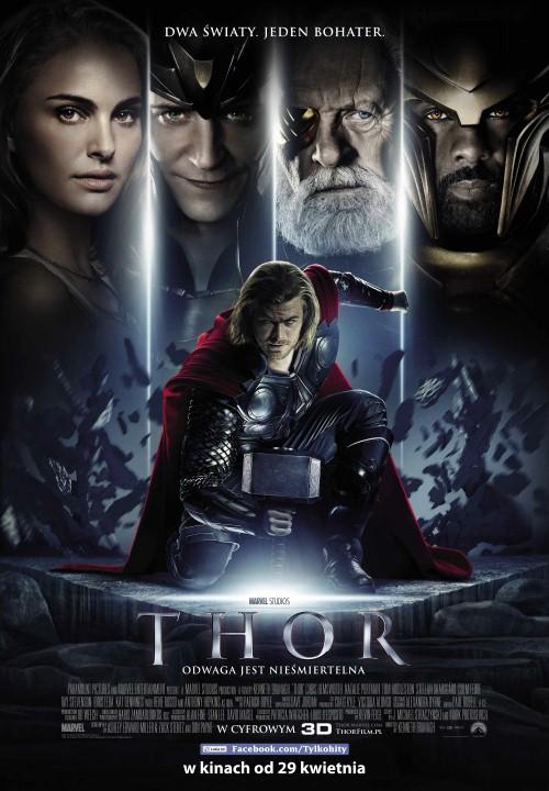 Thor (2011) PL.480p.BRRip.XviD.AC3-3ODA - Profesjonalny Lektor PL - Z DŹWIĘKIEM AC3 5.1