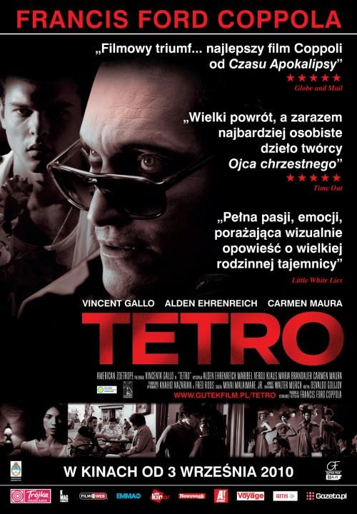 Tetro / Segreti di famiglia (2009) PL DVDRip XviD-PTRG - Profesjonalny Lektor PL
