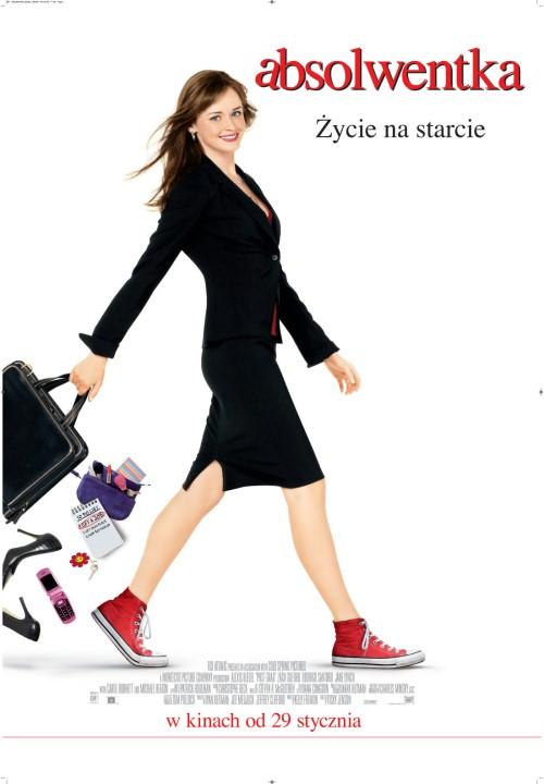 Absolwentka / Post Grad (2009) PL.DVDRip.XviD-Bida - Profesjonalny Lektor PL