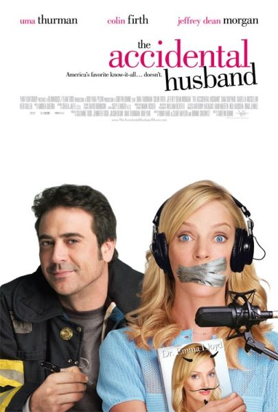 Przypadkowy Mąż / The Accidental Husband (2008) DVDRip Lektor PL