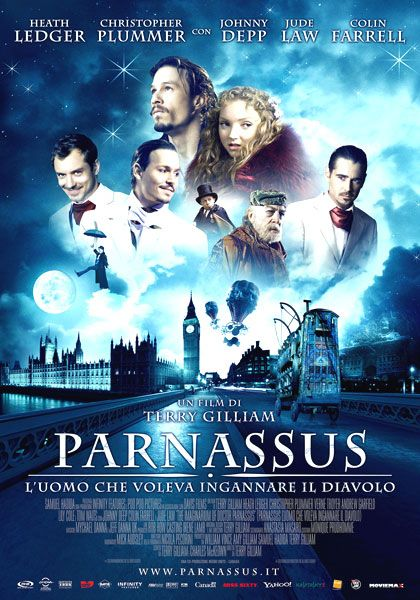 Parnassus człowiek, który oszukał diabła / The Imaginarium of Doctor Parnassus (2009) DVDRip.XviD-ALLiANCE Z DŹWIĘKIEM AC3! 5.1!