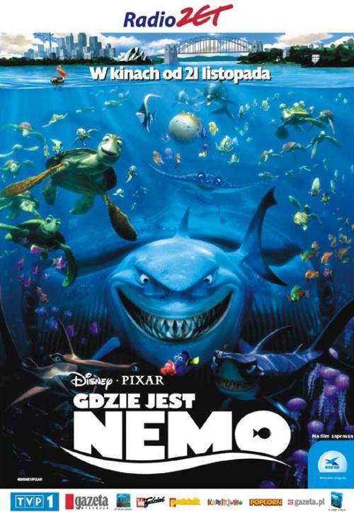 Gdzie jest Nemo - Finding Nemo (2003) PLDUB.DVDRip.XviD-Pankracy - Profesjonalny Lektor PL