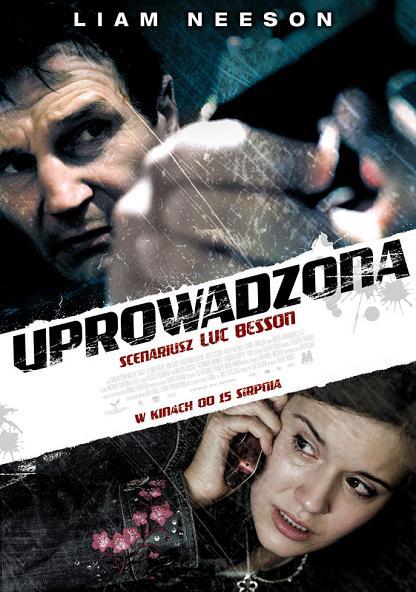 Uprowadzona / Taken (2008) PL.BDRip.XViD-J25 - Profesjonalny Lektor PL