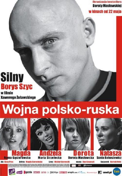 Wojna polsko-ruska (2009) PL.DVDRip.XviD.AC3-GRG - Film Produkcji Polskiej - Z DŹWIĘKIEM AC3 5.1
