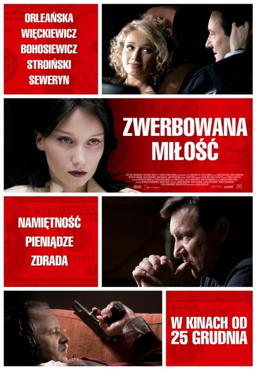 Zwerbowana miłość (2010) PL.DVDRip.XviD.AC3-DustnWind - Film Produkcji Polskiej - Z DŹWIĘKIEM AC3! 5.1