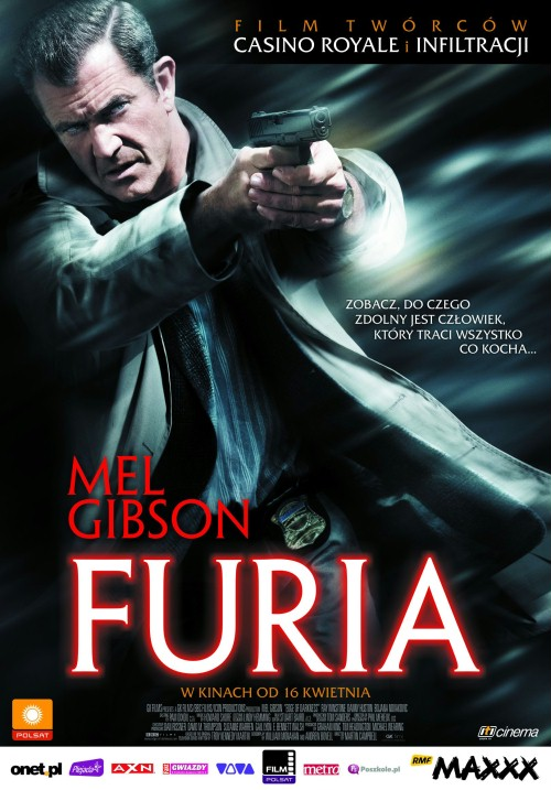 Furia / Edge of Darkness (2010) PL.DVDRiP.XviD-PolishBits - Profesjonalny Lektor PL