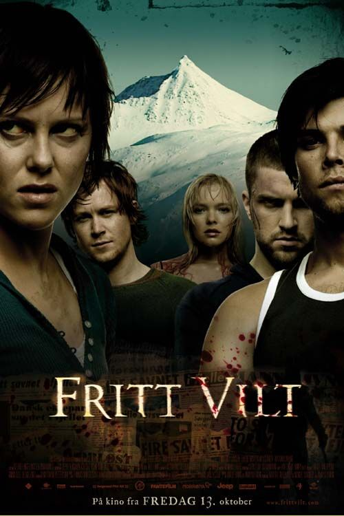Hotel zła 1-3 / Fritt vilt I-III (2006), (2008), (2010) PL.DVDRip.XviD - Profesjonalny Lektor PL