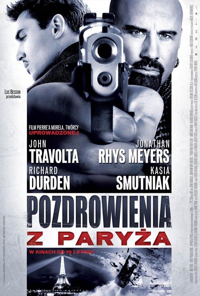 Pozdrowienia z Pary�a / From Paris with Love (2010) BRRip.XviD.AC3-MCK - Profesjonalny Lektor PL - Z D�WI�KIEM AC3 5.1