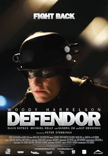 Defendor (2009) LiMiTED DVDRip XviD-BULLDOZER
