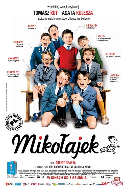 Mikolajek / Le Petit Nicolas (2009) DVDRip.XViD-G0M0Ri45 Dubbing Polski !