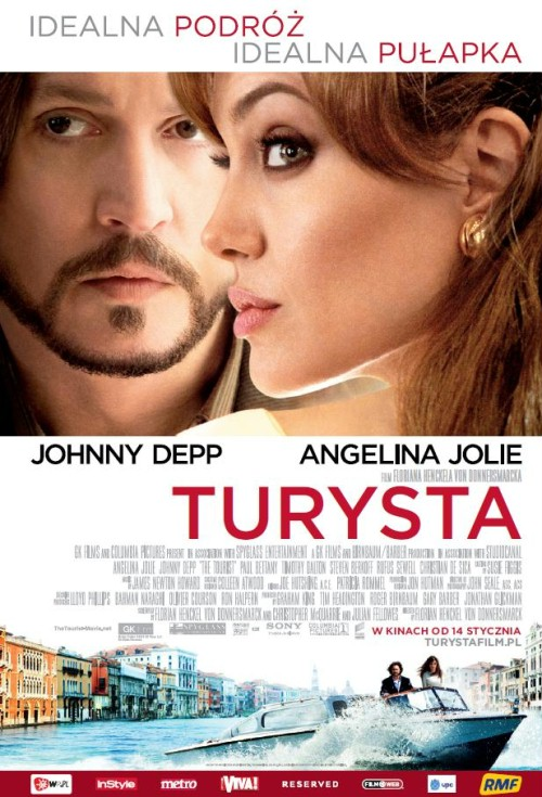 [BS] Turysta / The Tourist (2010) R5.LiNE.XviD-FiRMA