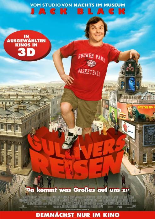 Podróże Guliwera 3D / Gullivers Travels (2010) R5.MD.XviD.AC3-ELiTE - Dubbing Polski - kino