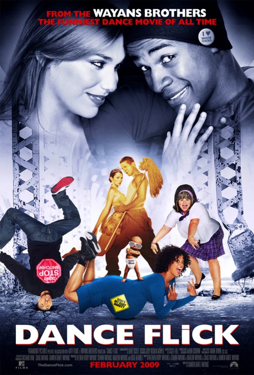 Dance Flick (2009) DVDRip Lektor PL