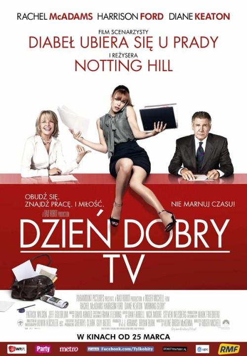 Dzień Dobry TV / Morning Glory (2010) PL.DVDRip.XViD-EC - Profesjonalny Lektor PL