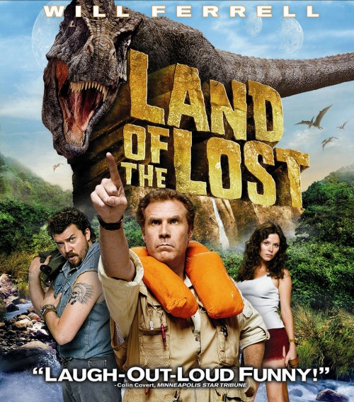 Zaginiony L�d / Land Of The Lost (2009) BRRip Lektor PL