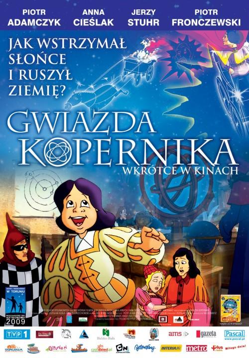 Gwiazda Kopernika (2009) DVDRip XViD-G0M0Ri45 Dubbing PL