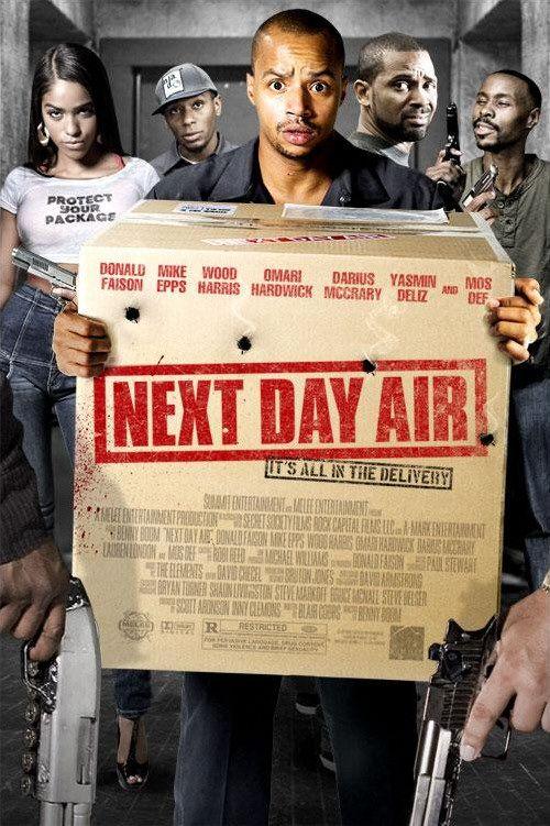 Przesyłka priorytetowa / Next Day Air (2009) PL.DVDRip.XviD-LLO - Profesjonalny Lektor PL