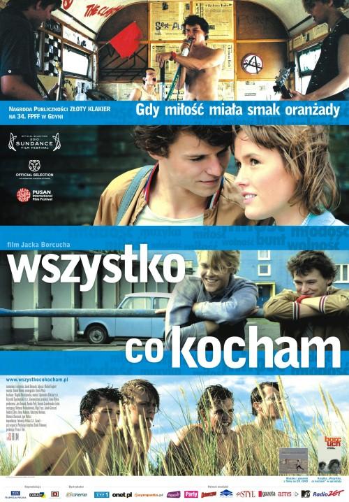 Wszystko co kocham (2009) DD5.1.RETAiL.DVDRip.XViD-G0M0Ri45 Film Polski ! Z DŹWIĘKIEM AC3! 5.1!