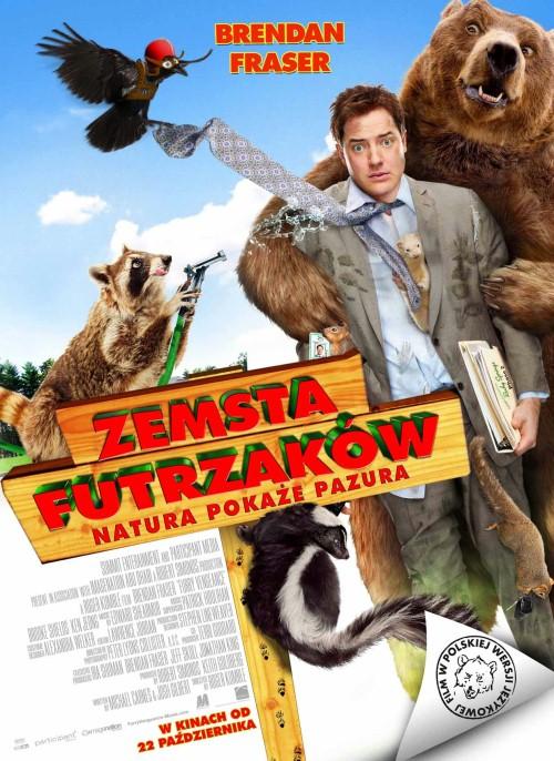 Zemsta Futrzaków / Furry Vengeance (2010) PLDUB.DVDRip.XviD.Mp3-ViT3rlu5 - Profesjonalny Dubbing PL
