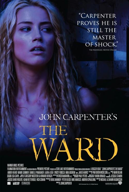 Oddział / The Ward (2011) PLSUBBED.DVDRip.XviD-BA - Napisy Polskie - wtopione w film