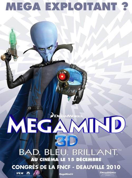 [BS,FS,TB] Megamocny / Megamind (2010) PL.DUBB.SCR.MD.XviD-FiRMA Dubbing Polski - kino