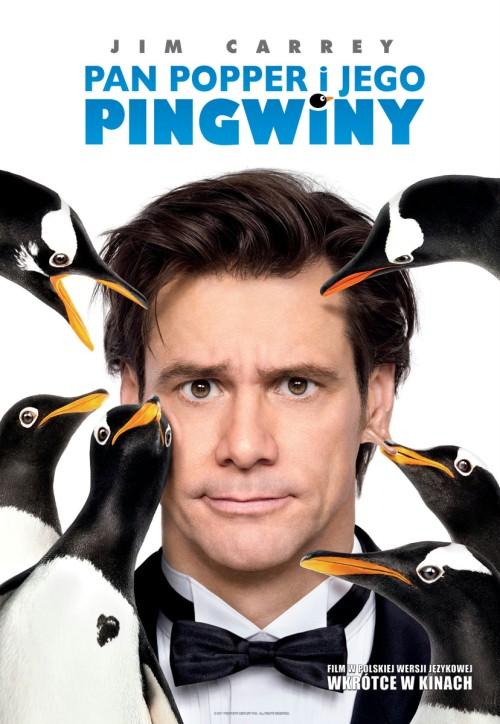 Pan Popper i jego pingwiny / Mr. Popper's Penguins (2011) PLDUB.480p - 720p -ORYGiNALNY DUBBiNG PL - Z DŹWIĘKIEM AC3 5.1