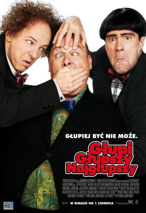 Głupi, głupszy, najgłupszy / The Three Stooges (2012) PL.BRRip.XviD-B89 - Profesjonalny Lektor PL