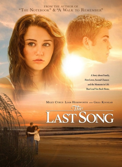 Ostatnia piosenka / The Last Song (2010) DVDRip.XviD-JB Lektor Polski !
