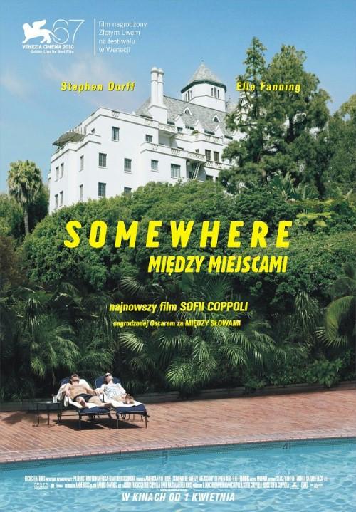 Somewhere: między miejscami / Somewhere (2010) PL.DVDRip.XviD-BA - Profesjonalny Lektor PL