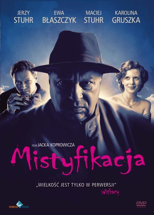 Mistyfikacja (2010) DVDRip XViD - Film Polski ! Z DŹWIĘKIEM AC3! 5.1