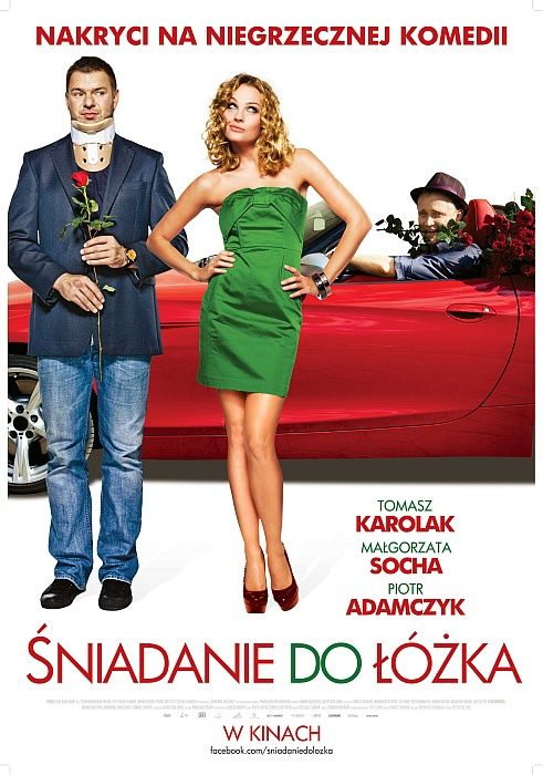 Śniadanie do łóżka (2010) PL.DVDRip.XviD.AC3-DustnWind - Film Produkcji Polskiej - Z DŹWIĘKIEM AC3! 5.1