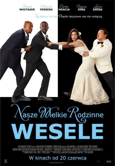 [TB] Nasze wielkie rodzinne wesele / Our Family Wedding (2010) DVDRiP.XViD-MCK Lektor Polski !