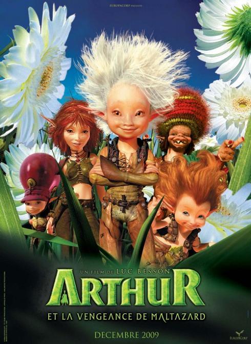 Artur i zemsta Maltazara (2009) DVDRip XViD-G0M0Ri45 Dubbing PL