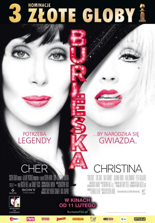 Burleska / Burlesque (2010) PL.SUBBED.DVDRip.XviD.AC3-DustnWind - Z D�WI�KIEM AC3! 5.1 Napisy Polskie - wbudowane (wtopione)