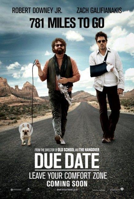[BS] Zanim odejdą wody / Due Date (2010) BDRip.XviD-TDP
