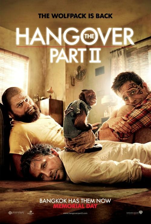 Kac Vegas w Bangkoku / The Hangover Part II (2011) PL.DVDRip.XViD.AC3-WBRG - Profesjonalny Lektor PL - Z DŹWIĘKIEM AC3 5.1