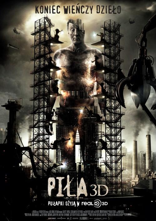 Piła 3D / Saw 3D (2010) R5.XviD-WBZ [wersja 2D] - Polskie napisy !