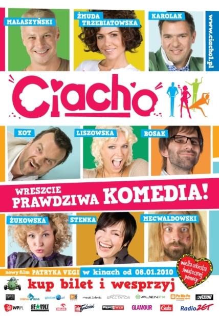 Ciacho (2009) PAL.DVDR-CCESP2 Film Polski ! Z DŹWIĘKIEM AC3! 5.1!