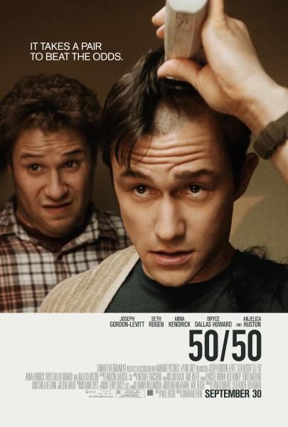 Pó³ na Pó³ / 50/50 (2011) PL.DVDRip.XviD-Sajmon