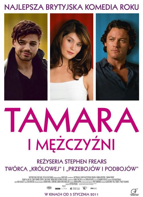 Tamara i mężczyźni / Tamara Drewe (2010) PL.BDRip.XviD-BA - Profesjonalny Lektor PL