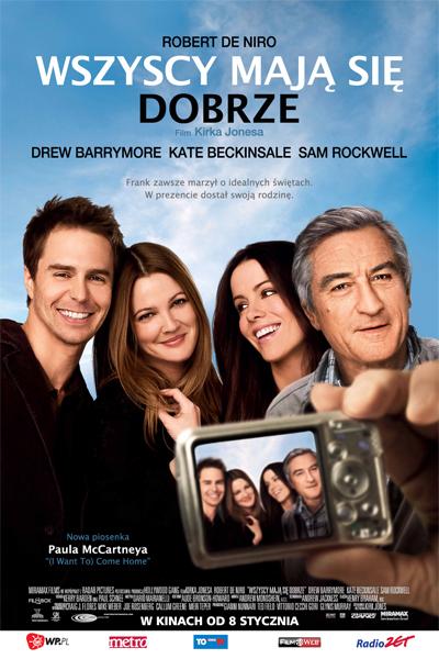 Wszyscy mają się dobrze / Everybody's Fine (2009) DVDRiP.XViD-ER Lektor Polski !