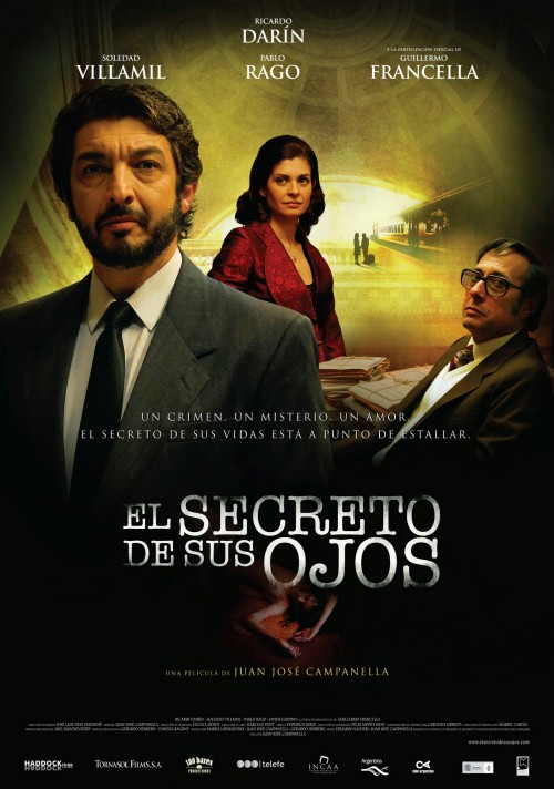 Sekret jej oczu / El Secreto de sus ojos / The Secret in Their Eyes (2009) PL.DVDRiP.XViD-PSiG Profesjonalny Lektor PL Z D�WI�KIEM AC3! 5.1