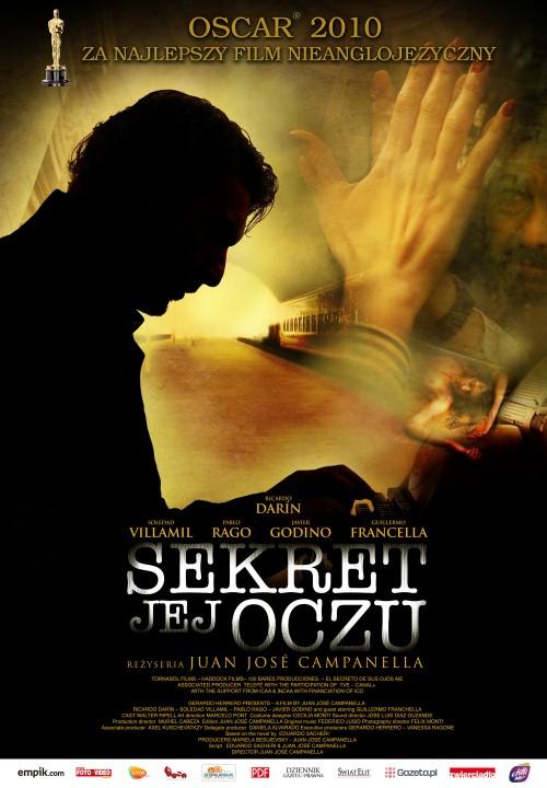 Sekret Jej Oczu / El Secreto De Sus Ojos (2009) Dual.Audio.Lek.PL/Spa.DVDRip-RBS - x264-BusterSmovieS | Lektor PL
